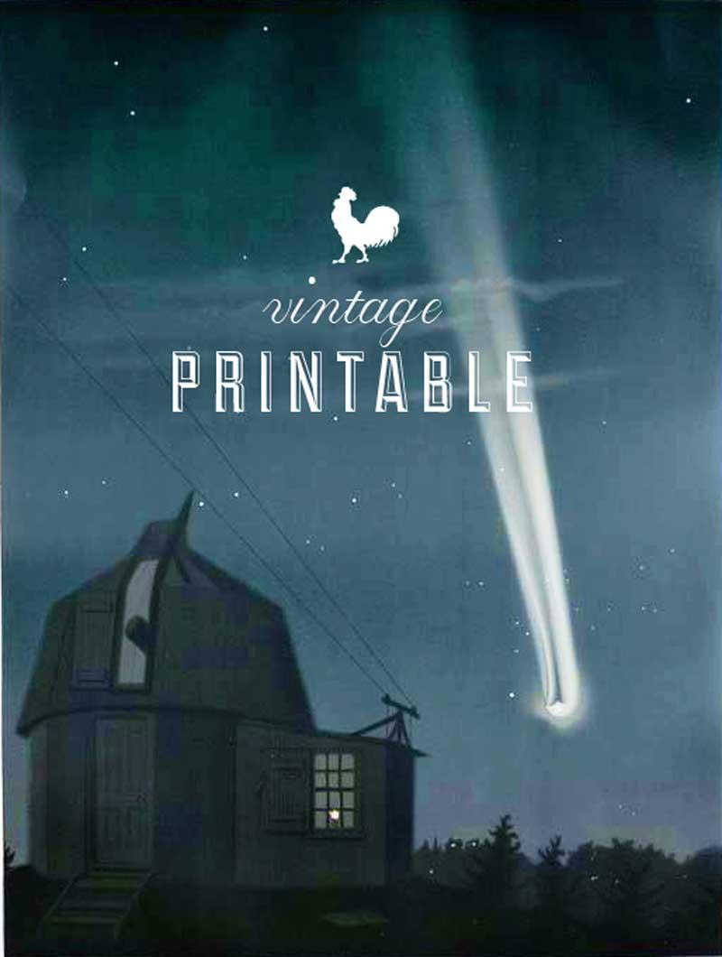vintage-printable
