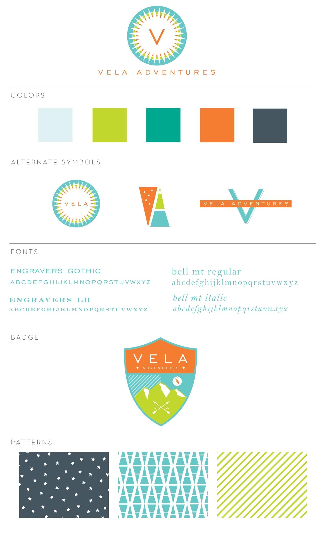 vela brand board new