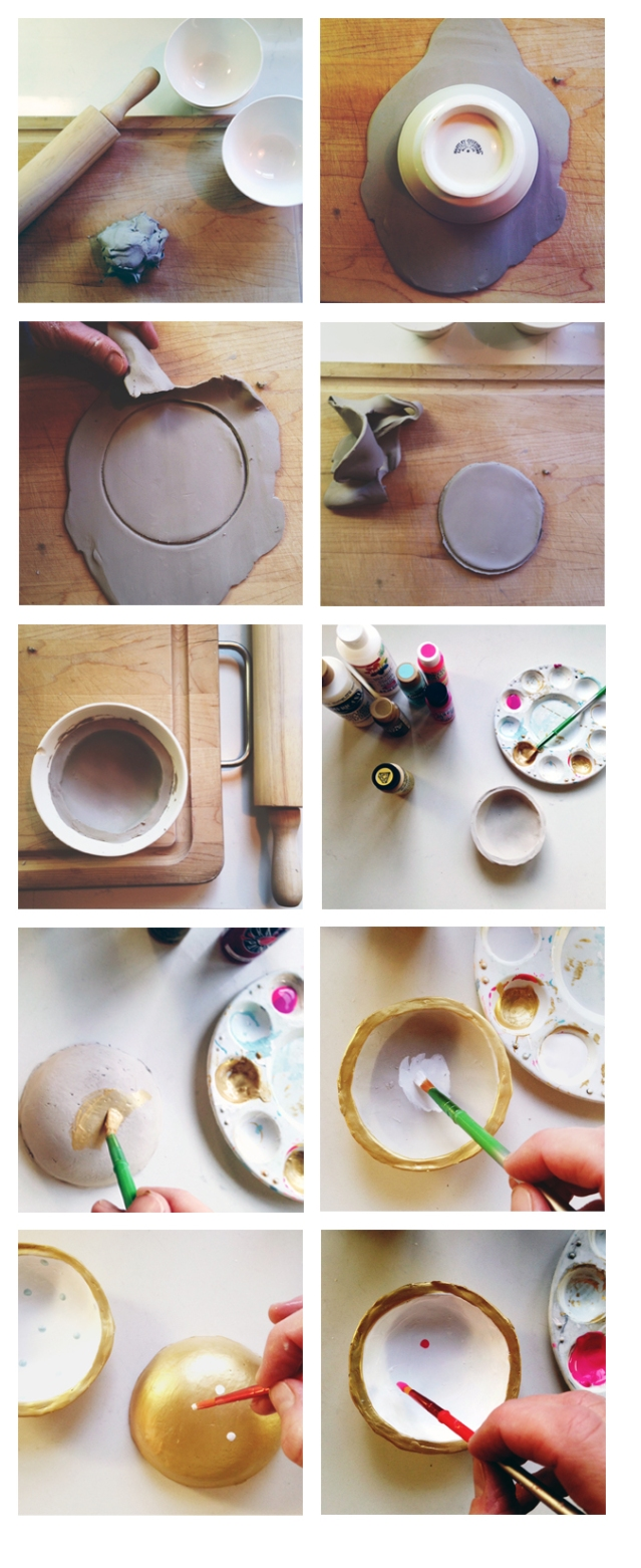 step by step bowls